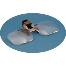 Lupa 1,5x s klipem na brýle BV-15