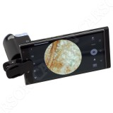 Pocket microscope 60-100x with Smartphone clip PM-6001