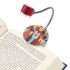 Lampička na čtení s klipem Carson FL-90 Víno