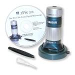 Digitální mikroskop 34x - 168x Carson MM-740