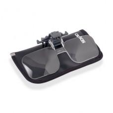 Lupa 2x s klipem na brýle Carson OD-14