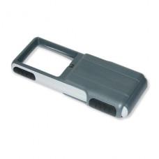 Osvětlená skládací lupa 3x Carson MiniBrite PO-25