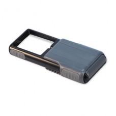 Osvětlená skládací lupa 5x Carson MiniBrite PO-55