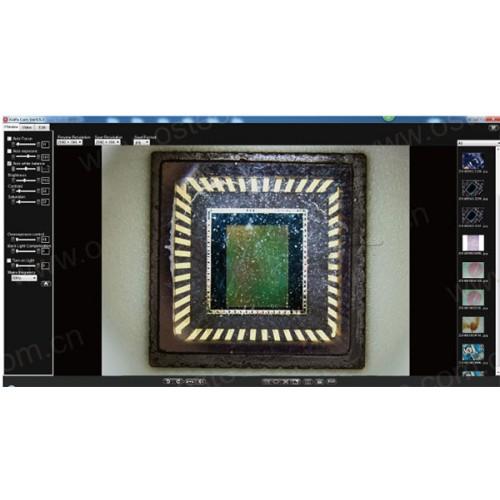 5000 B DIGIPHOT DM Mikroskop 5 MP Basis Digital