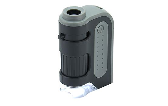 Kapesní mikroskop 60-120x Carson MM-300 s LED