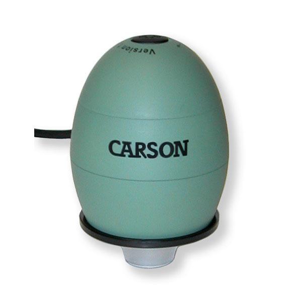 Digitální mikroskop 35x s kamerou Carson MM-480 zelený