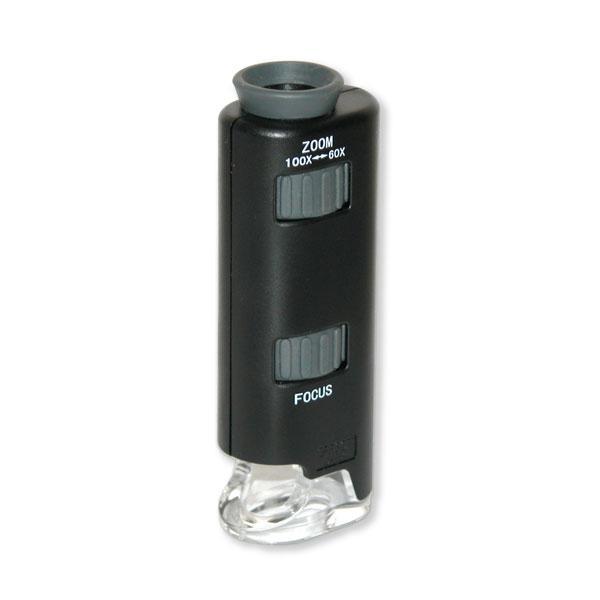 Kapesní mikroskop 60-100x Carson MM-200 s LED